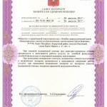 Лицензия МИБС